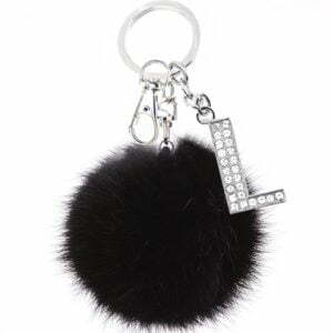 Initial Keychain for Women Luggage & Travel Bags 29