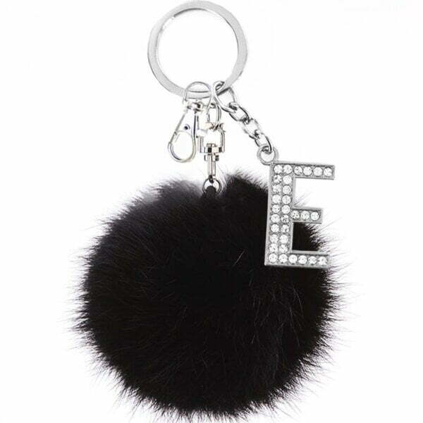 Initial Keychain for Women Luggage & Travel Bags 14