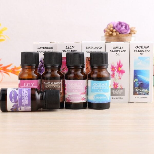 Natural Essential Oil for Diffuser Beauty & Health 7