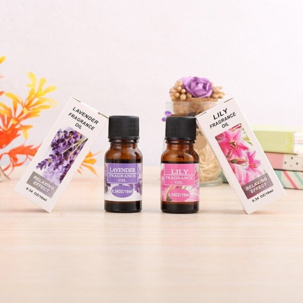 Natural Essential Oil for Diffuser Beauty & Health 6