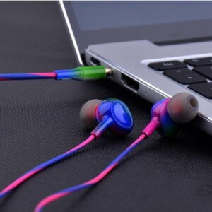 Wired Headphones Bass Consumer Electronics 19