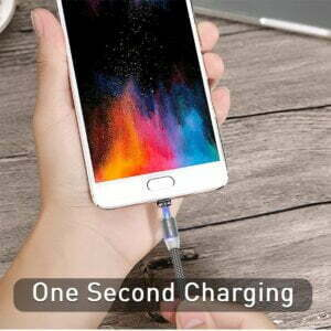 2.4A Type C Cable Magnetic Micro USB Cable Smartphone 29