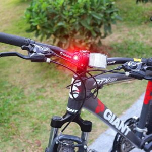 Bicycle Rear Tail Light for Night Riding Sports 13