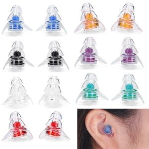 New 3-layer Earplug for Hearing Protection Beauty & Health 2