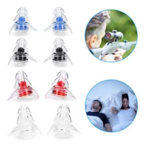 New 3-layer Earplug for Hearing Protection Beauty & Health 29