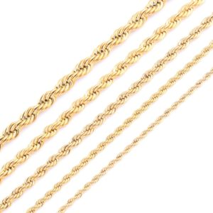 Rope Necklace for Men Men Jewelry 2