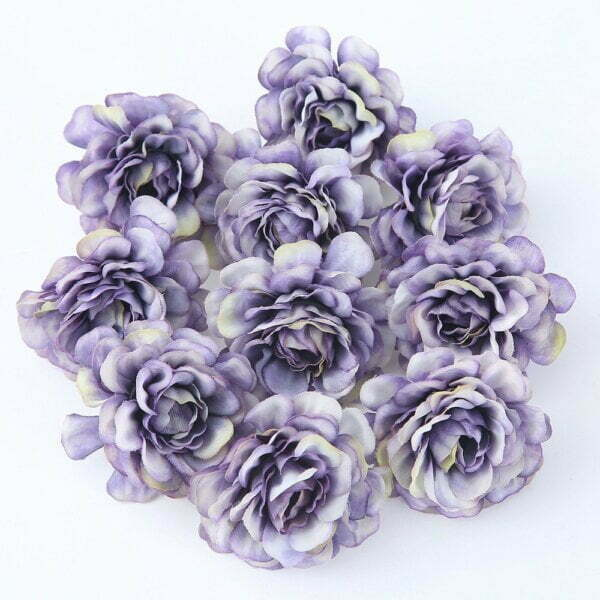 New Rose Flowers Artificial Party Supplies 3