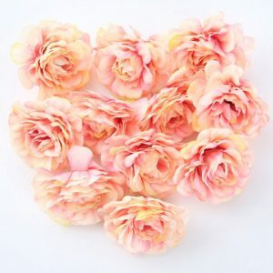 New Rose Flowers Artificial Party Supplies 16