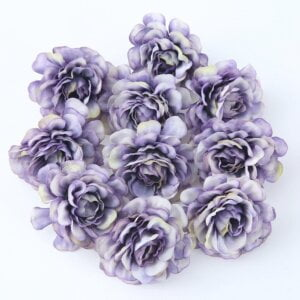 New Rose Flowers Artificial Party Supplies 25
