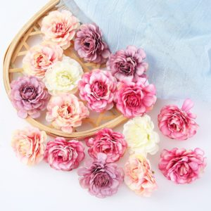 New Rose Flowers Artificial Party Supplies 19