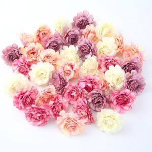 New Rose Flowers Artificial Party Supplies 2