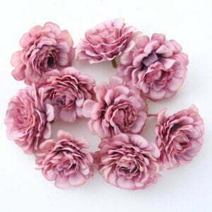 New Rose Flowers Artificial Party Supplies 17