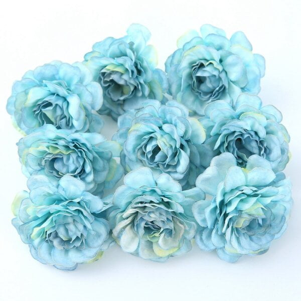 New Rose Flowers Artificial Party Supplies 9