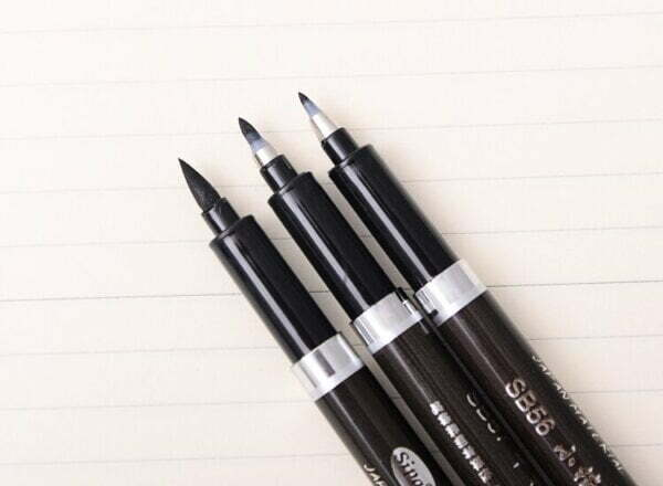 Writing Pen Calligraphy Art Markers Office & School Supplies 20