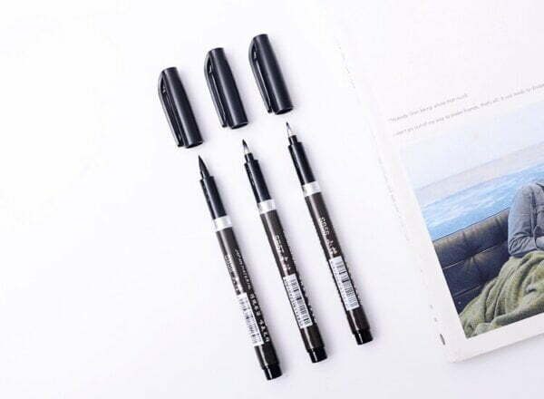 Writing Pen Calligraphy Art Markers Office & School Supplies 12
