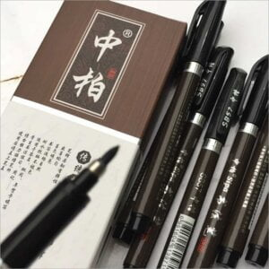 Writing Pen Calligraphy Art Markers Office & School Supplies 24