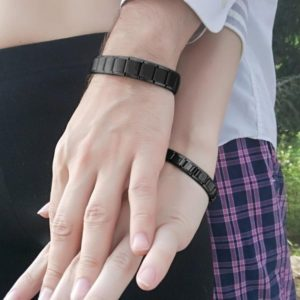 Magnetic Bracelets for Couples Beauty & Health