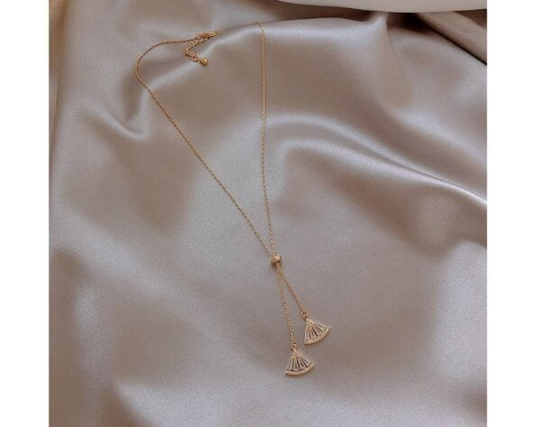 Pendant Necklace Classic Triangle Necklace Women Jewelry 11