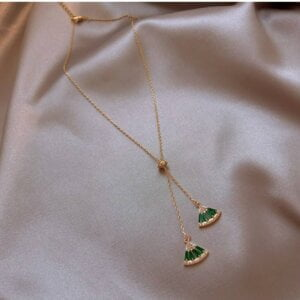 Pendant Necklace Classic Triangle Necklace Women Jewelry 19