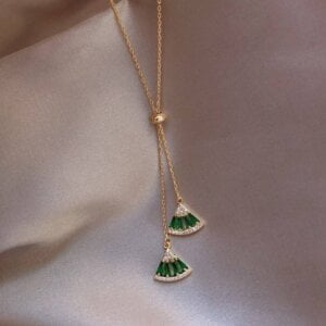 Pendant Necklace Classic Triangle Necklace Women Jewelry 20