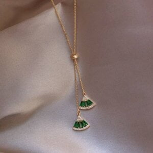 Pendant Necklace Classic Triangle Necklace Women Jewelry 16