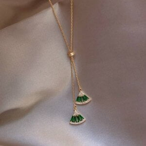 Pendant Necklace Classic Triangle Necklace Women Jewelry 15