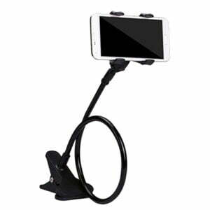 New Phone Holder with Flexible Arm Smartphone