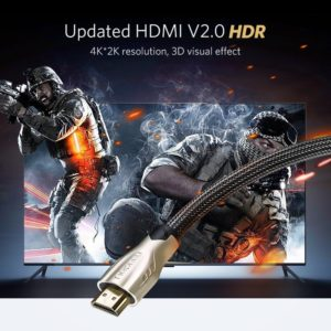 New 4K HDMI Cable for PS4 and Apple TV Computers & Tablets