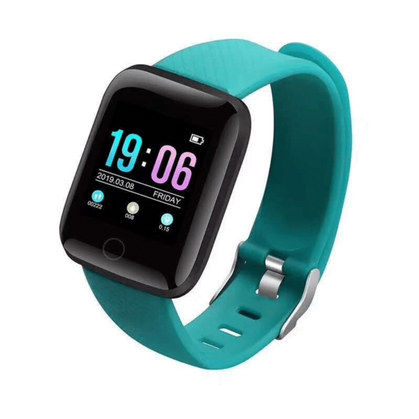 Smart Watch Fitness Tracker with Heart Rate Monitor Smart Electronics Products 3