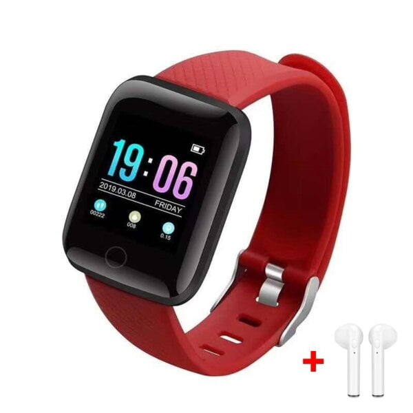 Smart Watch Fitness Tracker with Heart Rate Monitor Smart Electronics Products 6