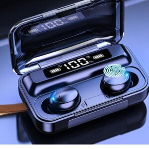 Latest Trendy Bluetooth Earphones with 9D HiFi Sound Effect Consumer Electronics 2