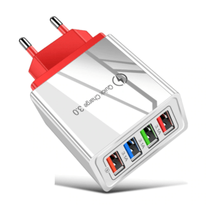 Quick USB Charger Station Smartphone