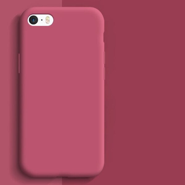 iPhone Cases Silicone Cases for iPhone Smartphone 4