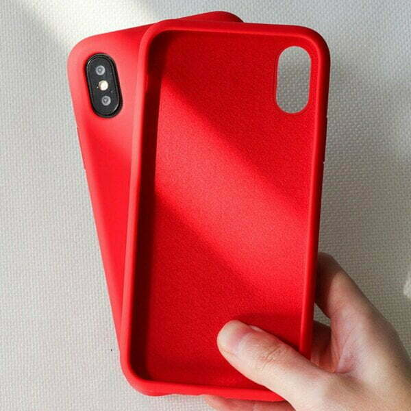 iPhone Cases Silicone Cases for iPhone Smartphone 3