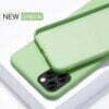 iPhone Cases Silicone Cases for iPhone Smartphone 31