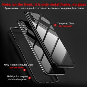 Ultimate Magnetic iPhone Case Magnetic Phone Case Smartphone 12
