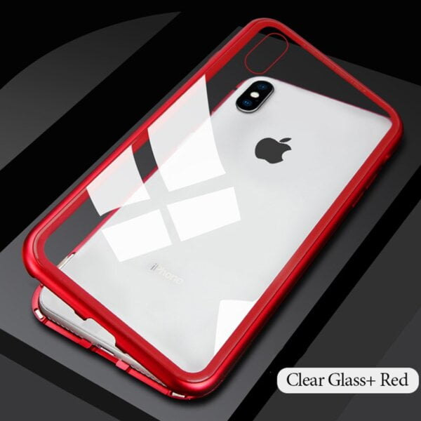 Ultimate Magnetic iPhone Case Magnetic Phone Case Smartphone 9