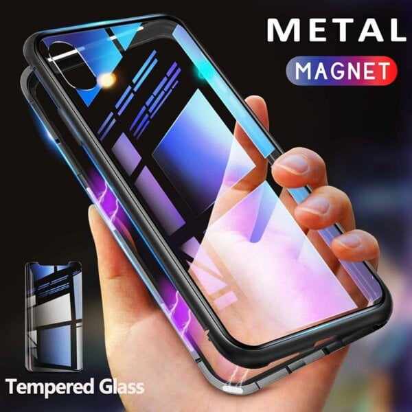 Ultimate Magnetic iPhone Case Magnetic Phone Case Smartphone 2