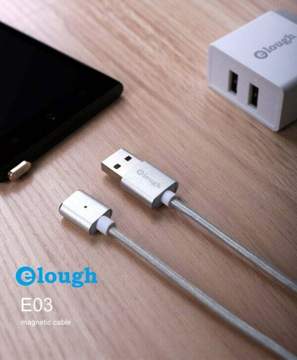 2.4A Micro USB Cable Magnetic Fast Charging Cable Smartphone 11