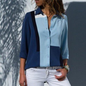 Casual Shirts Office Women's Clothing & Accessories 2