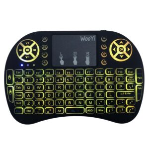 Gaming Wireless Keyboard Backlit Computers & Tablets 12
