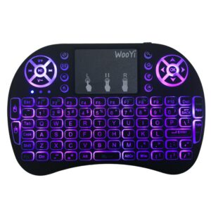 Gaming Wireless Keyboard Backlit Computers & Tablets 10