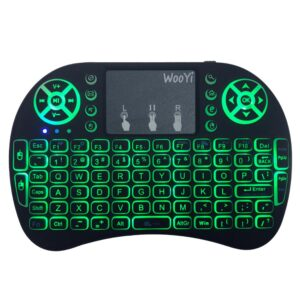 Gaming Wireless Keyboard Backlit Computers & Tablets 13