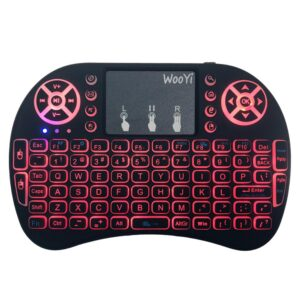 Gaming Wireless Keyboard Backlit Computers & Tablets