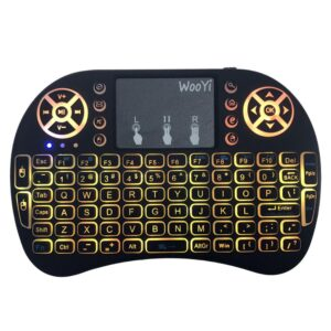 Gaming Wireless Keyboard Backlit Computers & Tablets 11