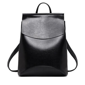 Leather Backpack for Girls Women Bags & Wallets 7