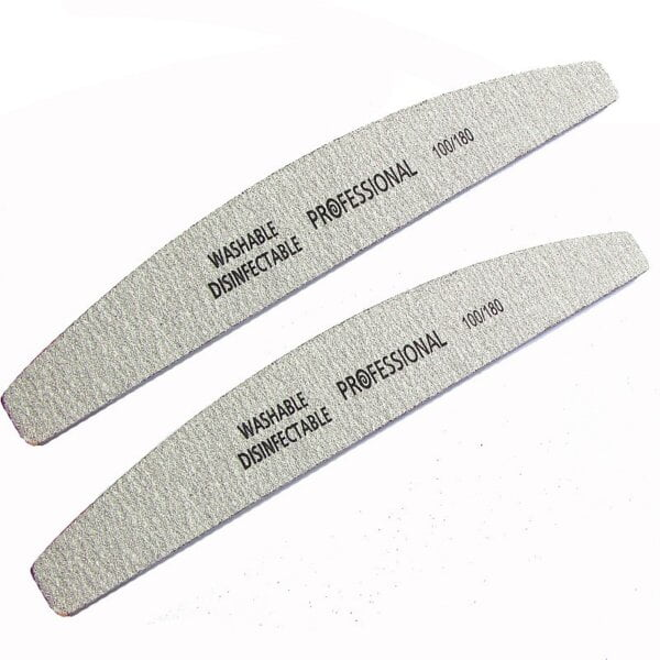 Professional Washable Nail Files for Good Looking Nails Beauty & Health 9