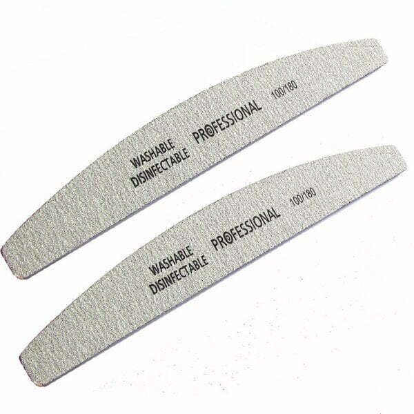 Professional Washable Nail Files for Good Looking Nails Beauty & Health 12