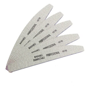 Professional Washable Nail Files for Good Looking Nails Beauty & Health 17