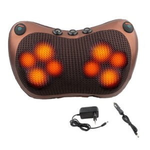 Electric Relaxation Massage Pillow Beauty & Health